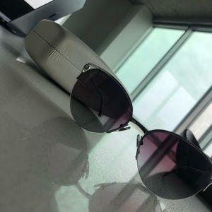 Versace Purple Sunglasses